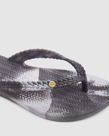 7 Summer Dazed Marble Thongs Grey 6671801 Billabong