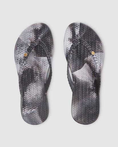 0 Summer Dazed Marble Thongs Grey 6671801 Billabong