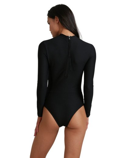 4 Tanlines Bodysuit Black 6791008 Billabong