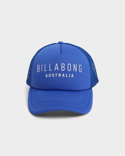 1 All Time Trucker Cap Blue 6681301 Billabong