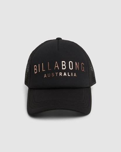 1 ALL TIME TRUCKER Black 6681301 Billabong