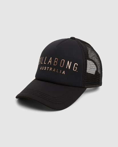 0 ALL TIME TRUCKER Black 6681301 Billabong
