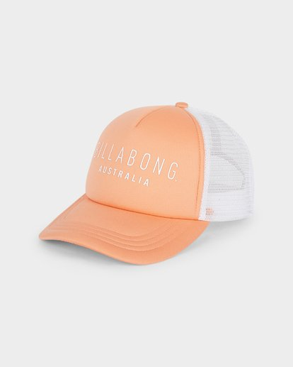 0 All Time Trucker Cap Orange 6681301 Billabong