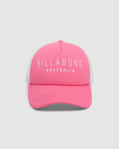 1 All Time Trucker Cap Pink 6681301 Billabong