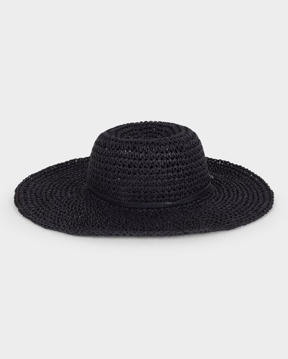 1 Brightside Hat Black 6681311 Billabong