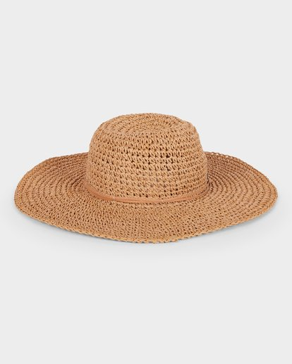 1 Brightside Hat Brown 6681311 Billabong