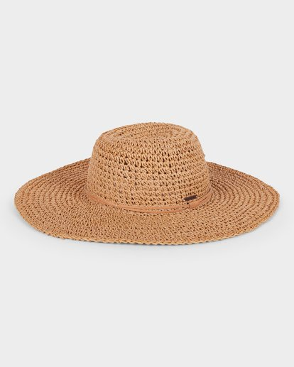 0 Brightside Hat Brown 6681311 Billabong