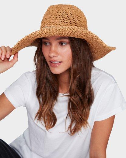3 Brightside Hat Brown 6681311 Billabong
