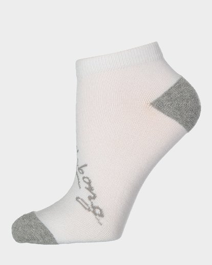 4 Ocean 5 Pack Of Socks Grey 6681703 Billabong