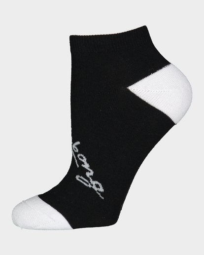 2 OCEAN 5 PACK OF SOCKS Black 6681703 Billabong