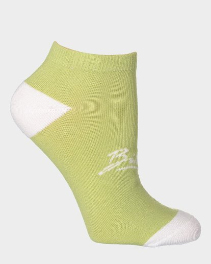 7 OCEAN 5 PACK OF SOCKS Black 6681703 Billabong