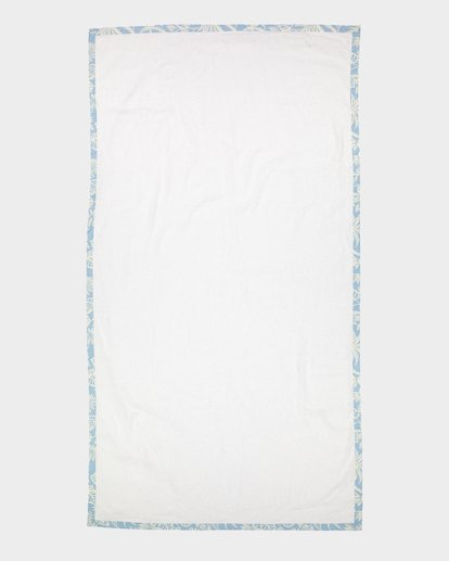 1 ST LUCIA TOWEL Blue 6681721 Billabong
