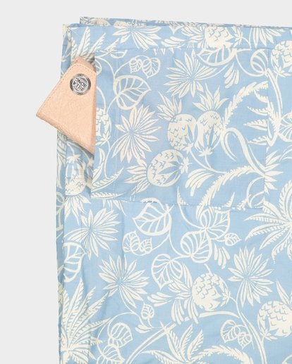5 ST LUCIA TOWEL Blue 6681721 Billabong