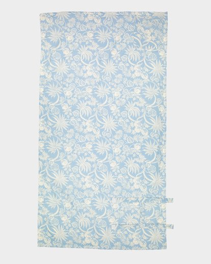 2 ST LUCIA TOWEL Blue 6681721 Billabong