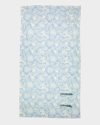 0 ST LUCIA TOWEL Blue 6681721 Billabong