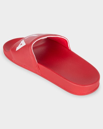 2 LEGACY SLIDE Red 6681801 Billabong