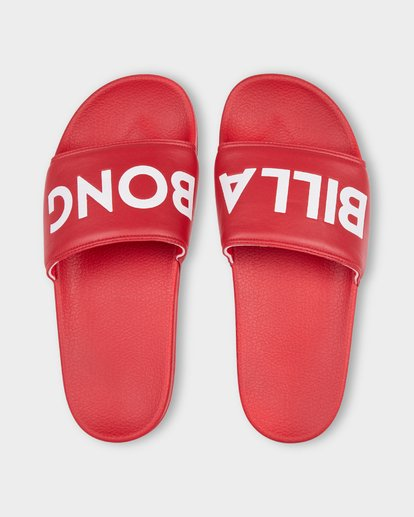 0 LEGACY SLIDE Red 6681801 Billabong