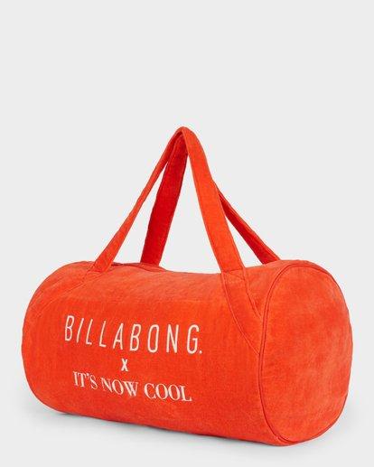 1 IT'S NOW COOL BEACH BAG Red 6682133M Billabong