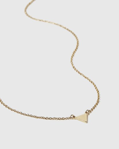 TRIANGLE NECKLACE  6682555