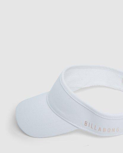 3 Infinity Visor White 6685315 Billabong