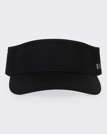 1 INFINITY VISOR Black 6685315 Billabong