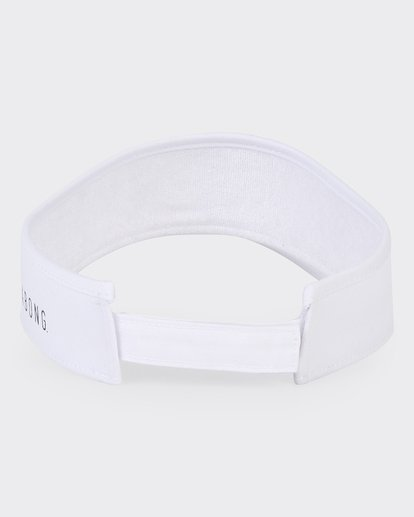 2 Infinity Visor White 6685315 Billabong