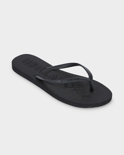 1 SHOUT OUT THONG Black 6685805 Billabong