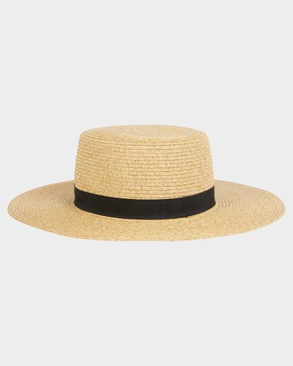 2 ABOAT TIME HAT Brown 6686305X Billabong