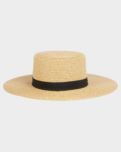1 ABOAT TIME HAT Brown 6686305X Billabong