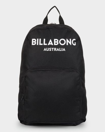 0 Essential Backpack Black 6691005 Billabong