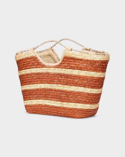 1 Candice Straw Bag Pink 6691101 Billabong