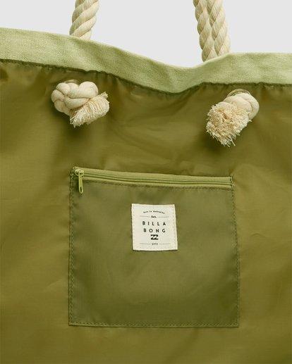4 Essential Beach Bag Green 6691102 Billabong