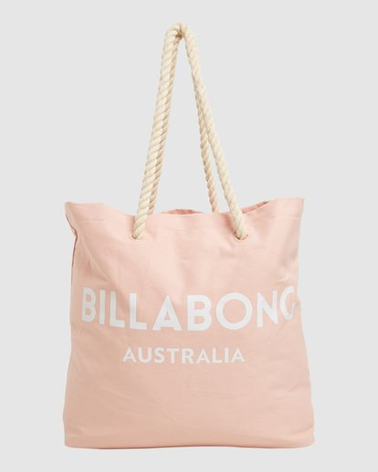 0 Essential Beach Bag Pink 6691102 Billabong