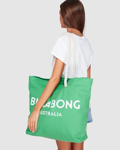 4 Essential Beach Bag Green 6691102 Billabong