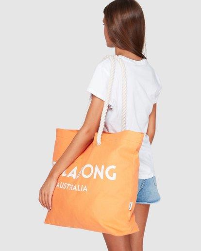4 Essential Beach Bag Orange 6691102 Billabong