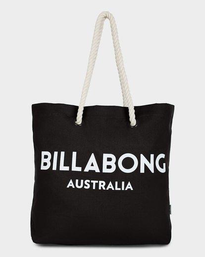 0 Essential Beach Bag Black 6691119 Billabong