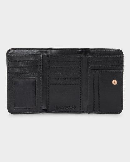 4 Flora Wallet Black 6691201 Billabong