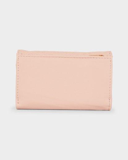 3 Flora Wallet Pink 6691201 Billabong