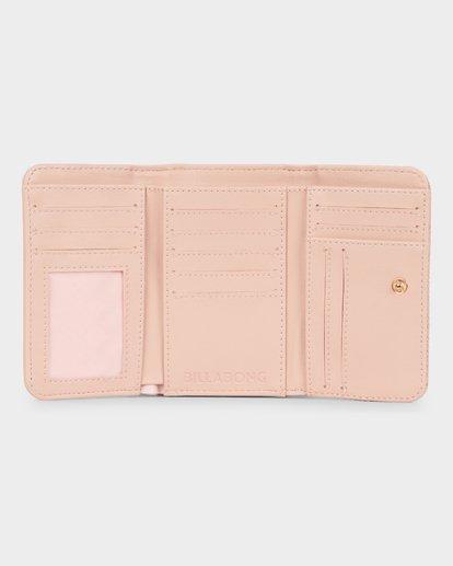 4 Flora Wallet Pink 6691201 Billabong