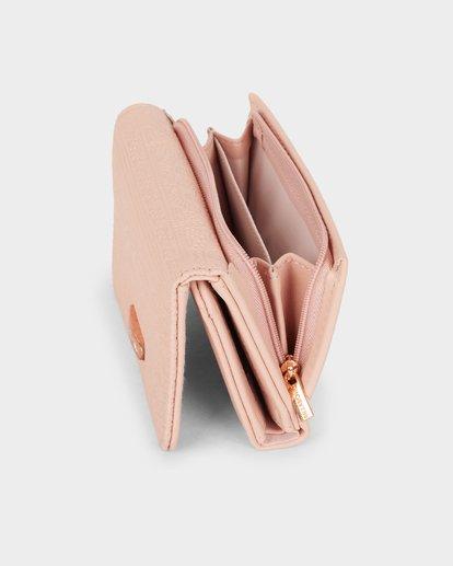 2 Flora Wallet Pink 6691201 Billabong