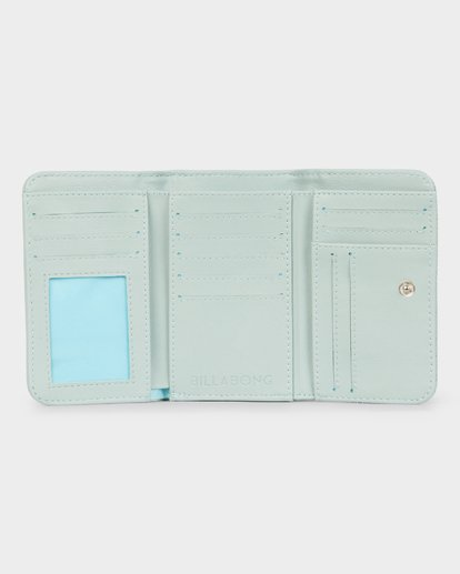 4 Flora Wallet Blue 6691201 Billabong