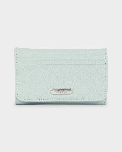 0 Flora Wallet Blue 6691201 Billabong