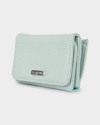 1 Flora Wallet Blue 6691201 Billabong