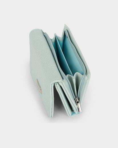 2 Flora Wallet Blue 6691201 Billabong