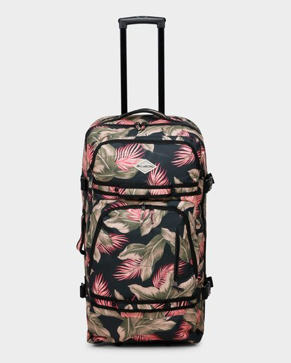 0 KEEP IT ROLLIN TRAVELLER BAG Green 6691251 Billabong