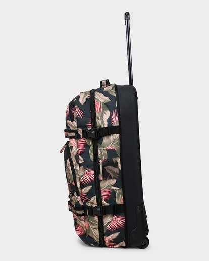 1 KEEP IT ROLLIN TRAVELLER BAG Green 6691251 Billabong