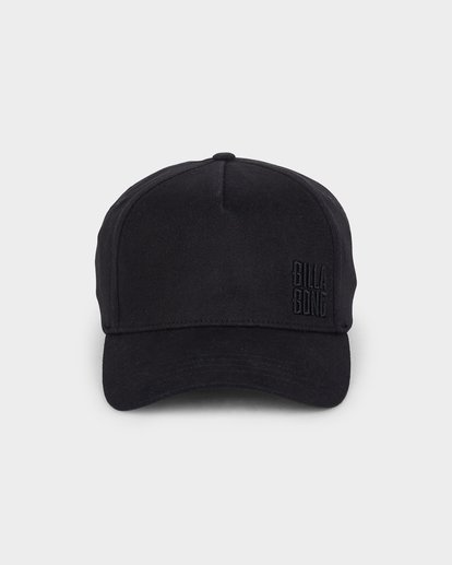 1 Side Stack Cap Black 6691302 Billabong