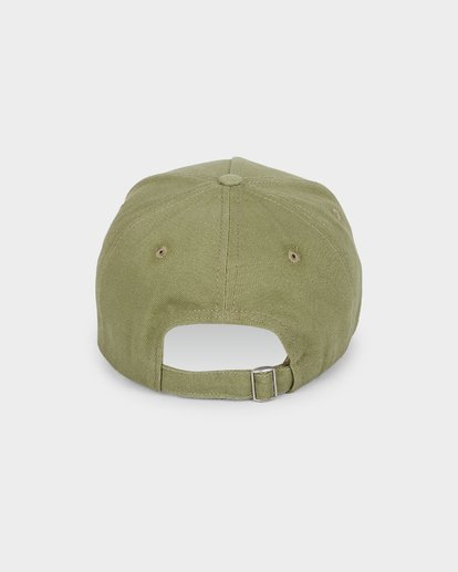 2 Side Stack Cap Green 6691302 Billabong