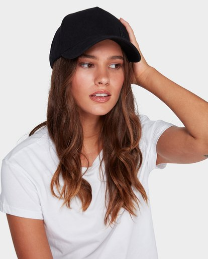 4 Side Stack Cap Black 6691302 Billabong