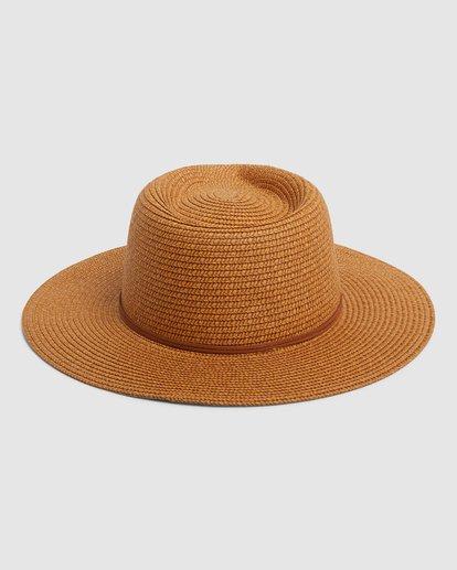 2 Miranda Hat Brown 6691309 Billabong